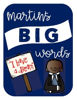 Martin's BIG Words