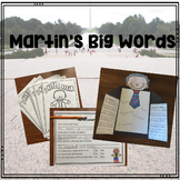 Martin's Big Words: A complete MLK mini unit