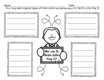 Martin's Big Words Activity Packet