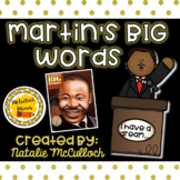 Martin's Big Words Activity Packet