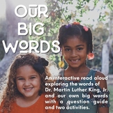Martin's Big Words - An Interactive Read Aloud Lesson and Follow Up Activities