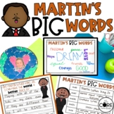 Martin Luther King Jr. Interactive Read-Aloud Activities: