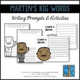 MLJ Jr. Writing Prompts