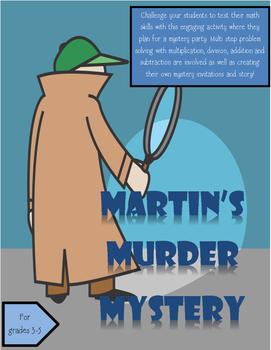 Martin's Murder Mystery