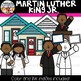 Martin Luther King Jr. Clipart {Martin Luther King Clipart}