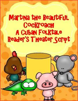 Martina the Beautiful Cockroach Reader's Theater Script