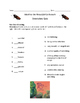 McGraw Hill Wonders - Martina the Beautiful Cockroach Vocabulary Resources