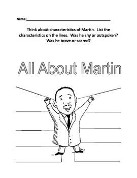 """Martin's BIG Words"""