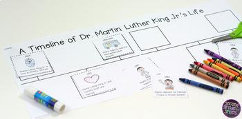 Martin Luther King Jr. Biography Study (Martin's Big Words)