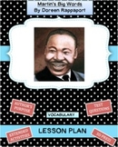 Martin's Big Words Lesson Plan and Prezi