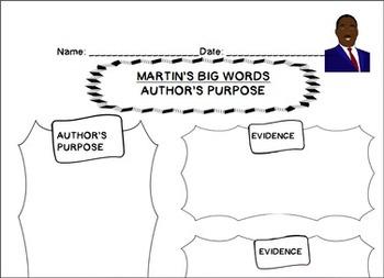 Martin's Big Words Lesson Plan and Prezi