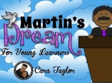 Martin's Dream for Young Learners ~ Martin Luther King Jr. Day and Black History