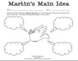 Martin's Main Idea
