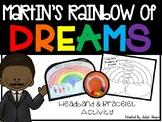 Martin's Rainbow of Dreams {A Headband and Bracelet Activity}