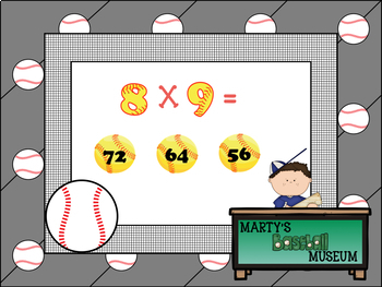 Interactive Multiplication and Division Games Bundle- Google Slides/PDF