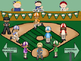 Marty's Baseball Museum-Interactive Division Game