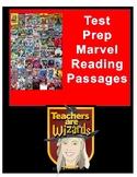 Marvel Test Prep Reading Bundle (SALE!!)