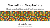 Marvellous Morphology
