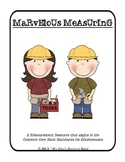 Marvelous Common Core Measuring
