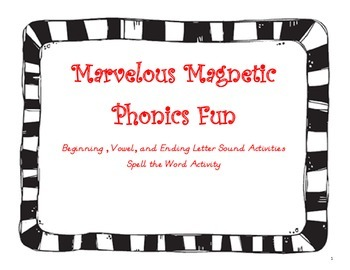Marvelous Magnetic Phonics Fun