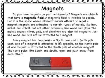 Marvelous Magnets & Magnetism