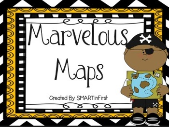 Marvelous Maps Packet