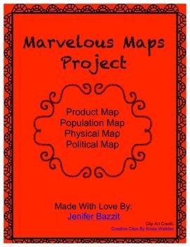 Marvelous Maps Project