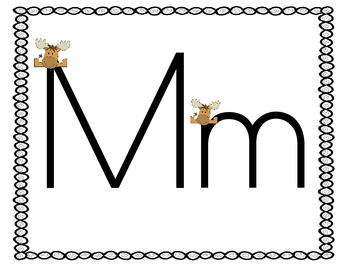 Marvelous Mastery of Letter Mm:  Mm Activities
