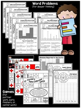 Data Math Activities