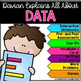 Data Math Activities