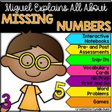 Marvelous Math: Missing Numbers