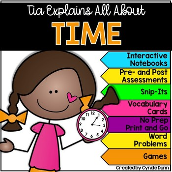 Time Math Activities