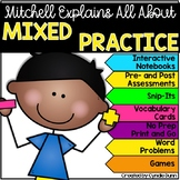 Addition and Subtraction Mixed Practice Math Activities
