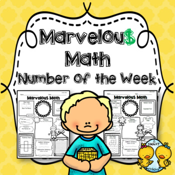 Marvelous Math: Number of the Week