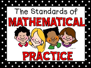 Marvelous Math Practices Perfect Posters