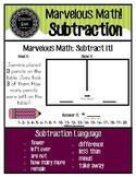 Marvelous Math Subtraction