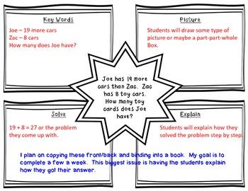 Marvelous Math Tasks for 2nd Grade