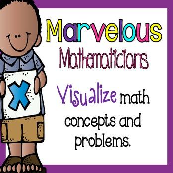 Marvelous Mathematicians {Mini-Posters that Develop Positive Math Behaviors}