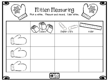 Marvelous Measuring - MITTENS