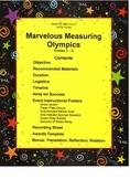 Math - Marvelous Measuring Olympics