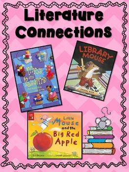 Marvelous Mice:  Balanced Literacy Unit
