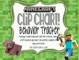 Marvelous Mine-craft Inspired Behavior Clip Chart