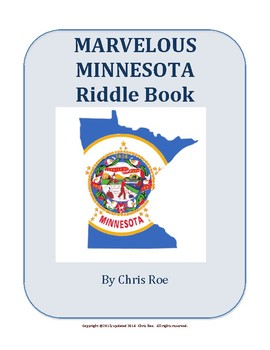 Marvelous Minnesota Riddle Book