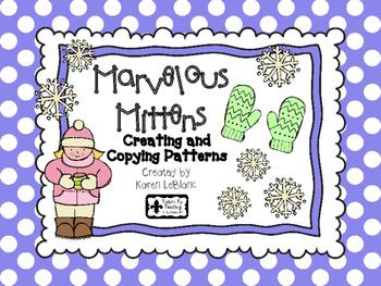 Marvelous Mittens - PATTERNS
