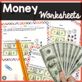 Money Worksheets Digital