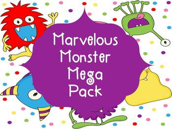 Marvelous Monster Mega Pack