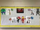 Marvelous Musician Instrument Family Bulletin Board pack