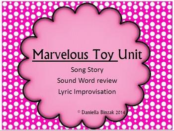 Marvelous Toy Mini Unit