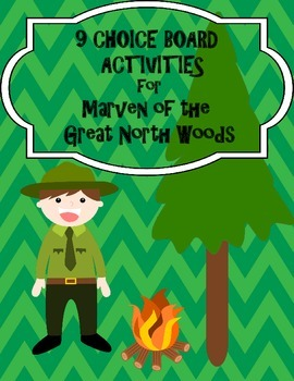 Marven of the Great North Woods Activities