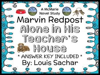 Marvin Redpost: Alone in His Teacher's House (Louis Sachar) Novel Study